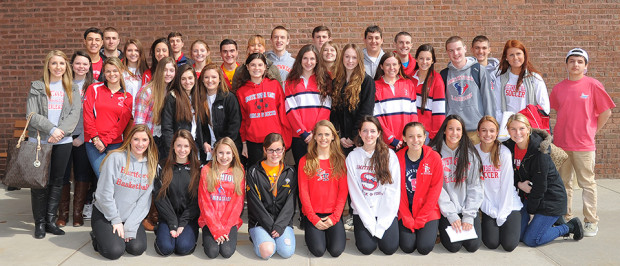 Smithtown East Student Athlete Leadership Team