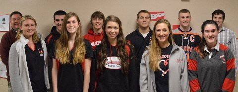 Connetquot HS Student Athlete Leaders '15