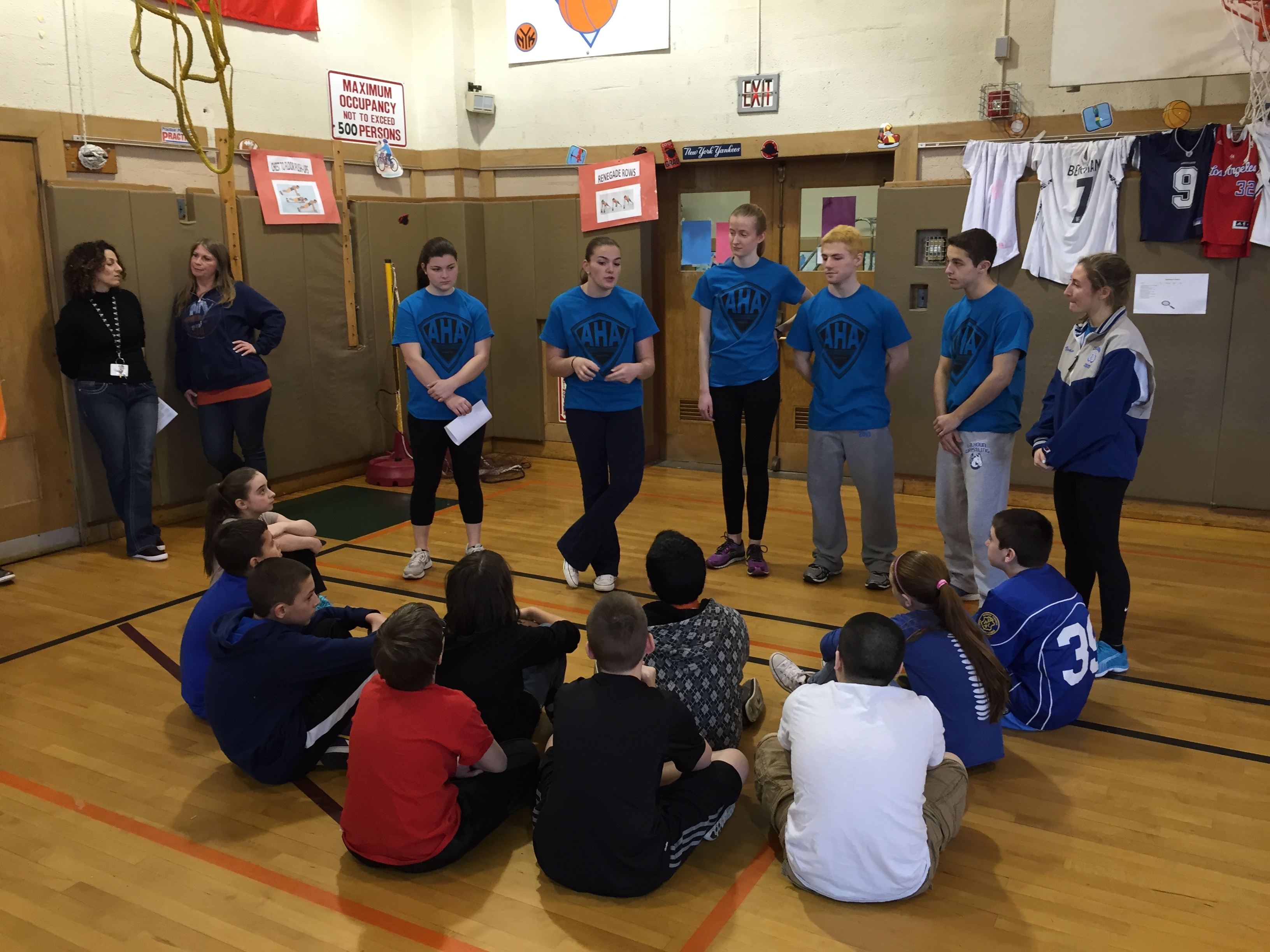 Sportsmanship and Civility Visitation Introductions