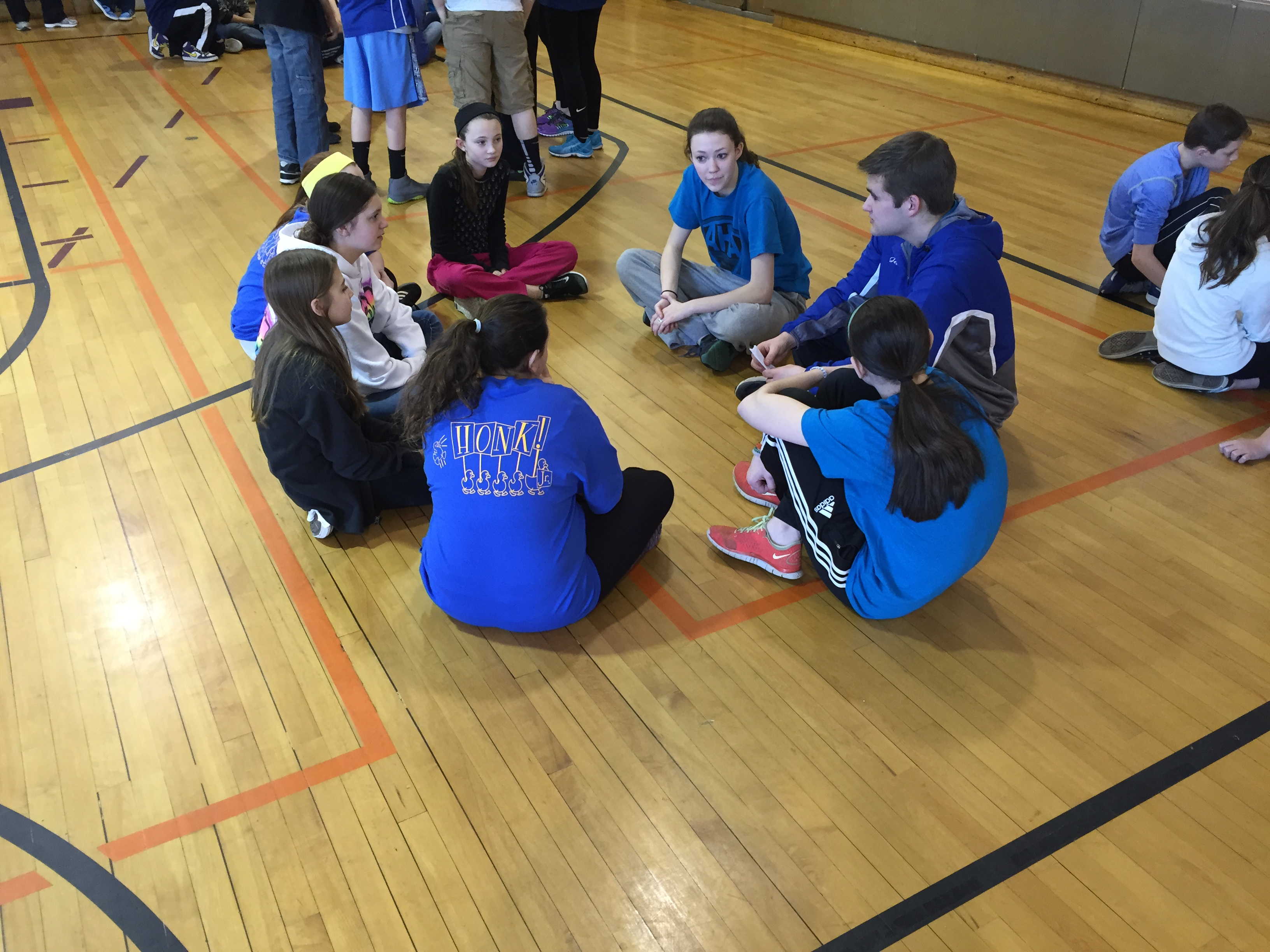 Sportsmanship and Civility Scenarios Being Solved